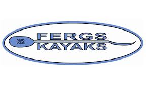 Fergs Kayaks Wellington Logo
